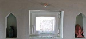 Eifel Ferienidylle Badezimmer Detail Obergeschoss