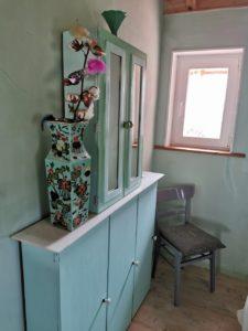 Eifel Ferienidylle Badezimmerschrank Obergeschoss