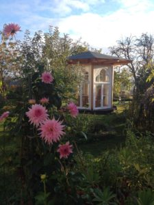Ferienhaus Eifel Uedelhoven Gartenhaus nebenan 02.11.2016