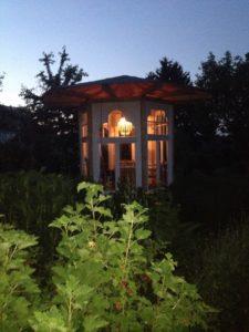 Ferienhaus Eifel Uedelhoven Gartenhaus nebenan 06.2017