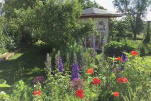 Ferienhaus Eifel Uedelhoven Gartenhaus nebenan 06.2019