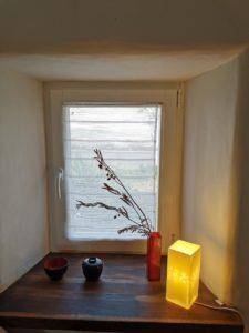 Ferienhaus Eifel Uedelhoven Seitenfenster